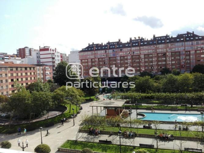 Alquiler piso en Gijón. Céntrico.Barrio La Arena.