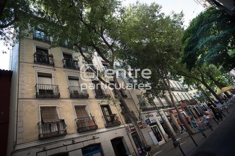 Venta piso ático de 85m2 en Centro de Madrid