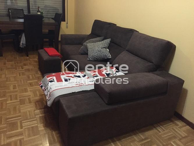 Se vende apartamento amplio amueblado
