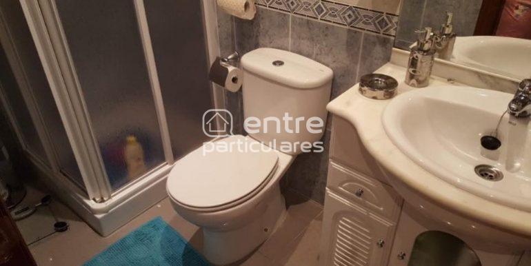 cuarto de baño entrada