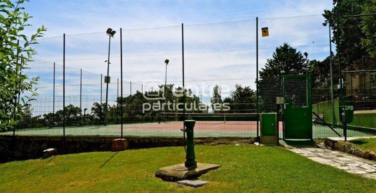 14 Pista tenis