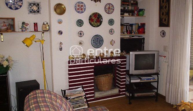 2 Salon chimenea