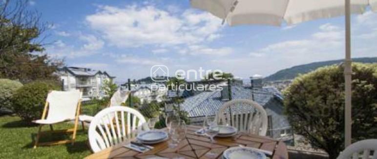 Villa con vistas al mar San Sebastian