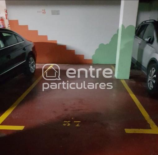 Venta plaza garaje