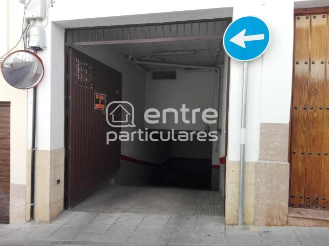 Venta de garaje en el centro de Antequera