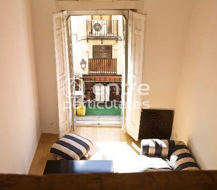 Vista desde dormitorio al Salón 2