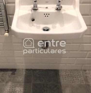 Baño pequeño detalle lavabo