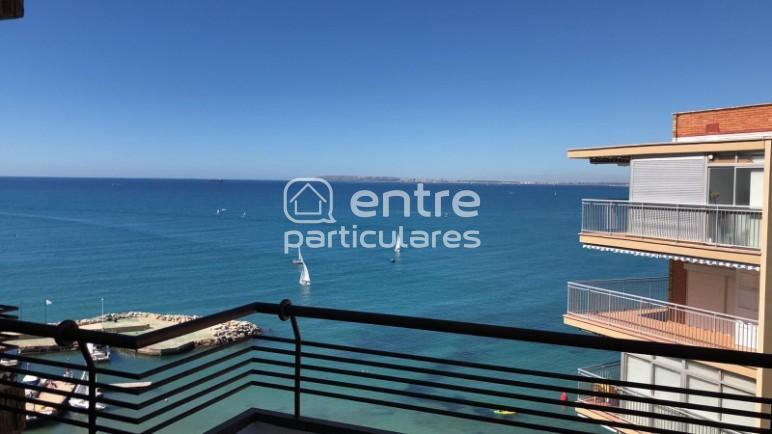 Hermoso apartamento frente al mar – Alicante