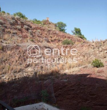 vista montaña terraza