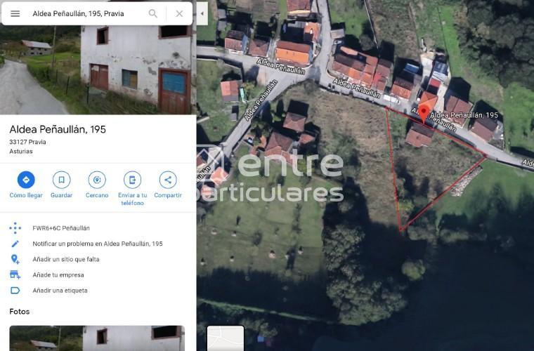 Casa rural de 200 m2 con terreno de 1039 m2