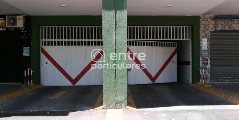 acceso garaje