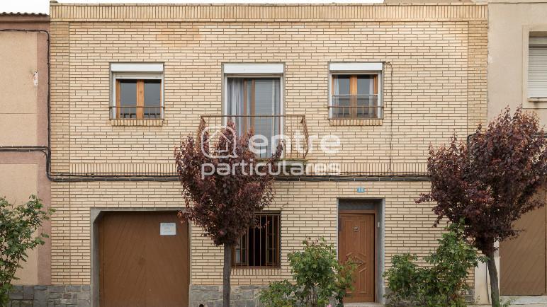 Casa unifamiliar en venta, Gallur (Zaragoza)