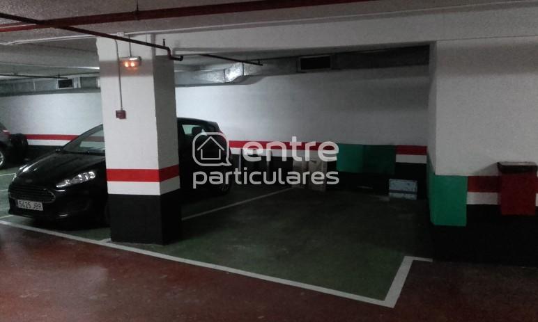 Alquilo garaje Campo Volantín