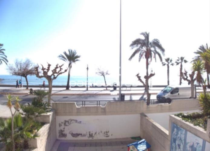 Estudio en la playa de Benicasim,castellon