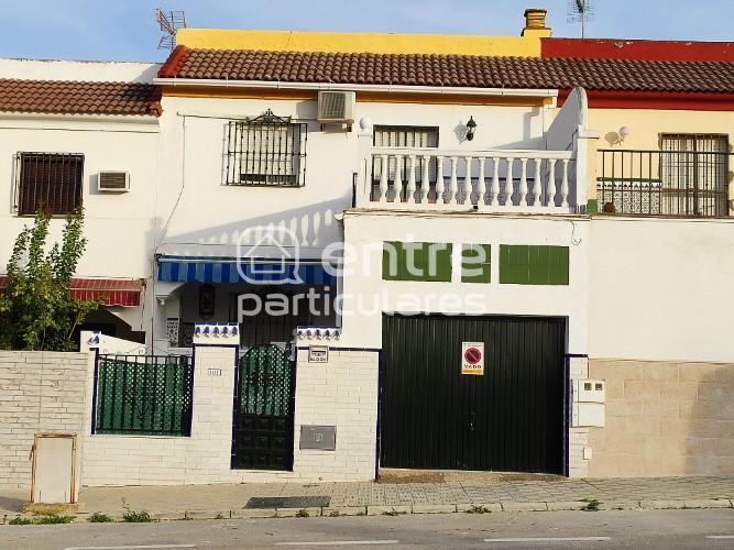 Vendo casa Calle Venecia 101 Montequinto