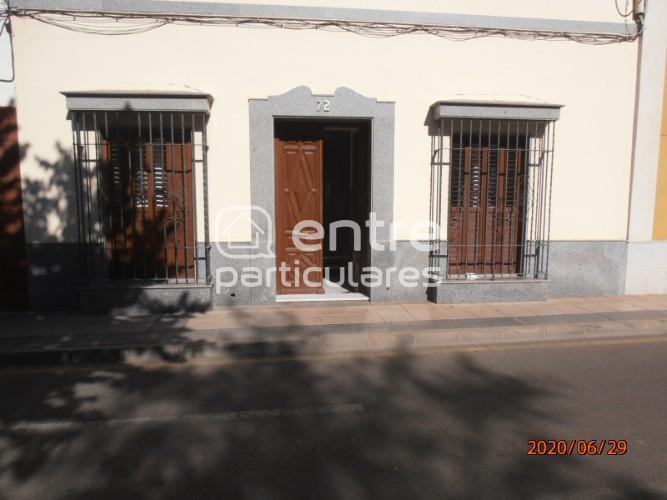 Venta casa céntrica en Almendralejo