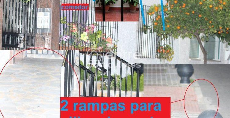 2 rampas entrada