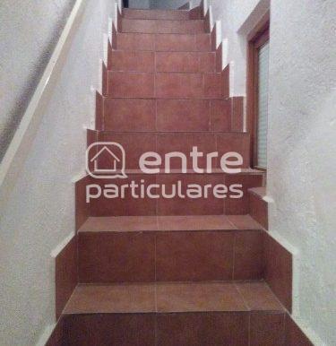escalera 2ª planta