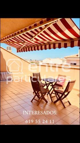 atico tipo duplex, 3 habitaciones y terraza de 22
