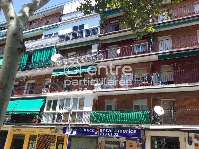 Piso para entrar a vivir en Alcorcón 73 mt2