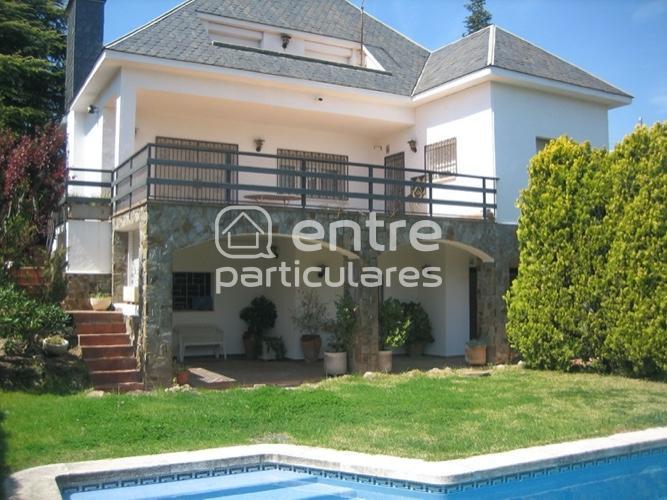Alquiler casa-chalet independiente en Fontpineda