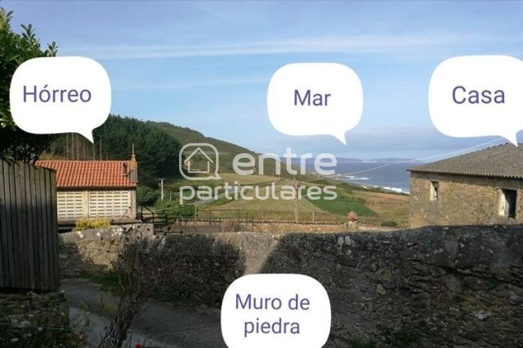 2 viviendas de piedra a 20 km de A Coruña