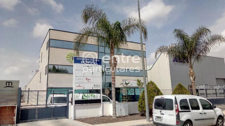 EDIFICIO OFICINAS EN POL. IND. OESTE. ALCANTARILLA