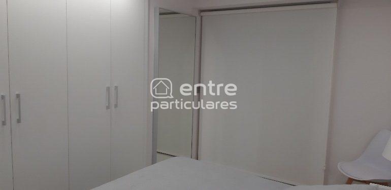 Cullera. Apartamento. Dormitorio pal. armariada