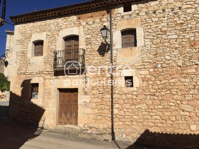 Casa Rústica Emblemática en Castillejo de Robledo
