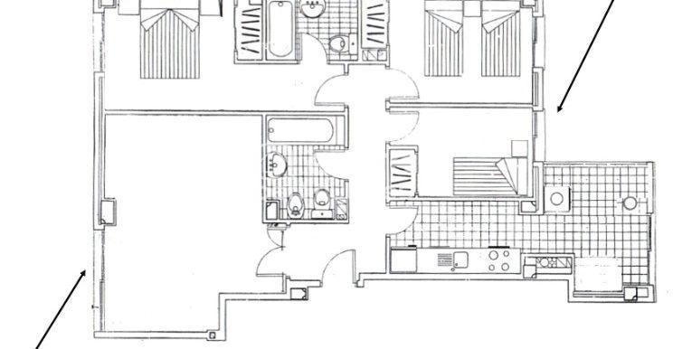 Plano Casa y orientación