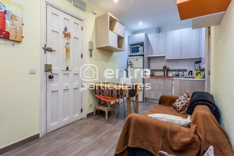 Venta de apartamento en Adelfas, Retiro