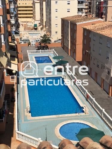 Apartamento playa Moncofar, Castellón