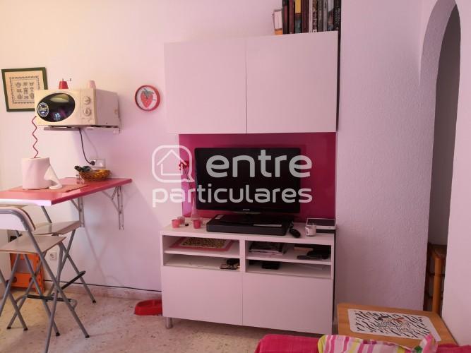 Apartamento 1 dormitorio centro Los Boliches