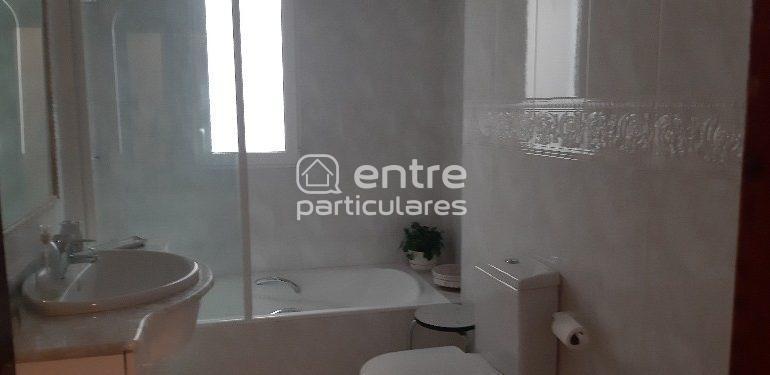 Rosa. foto cuarto baño