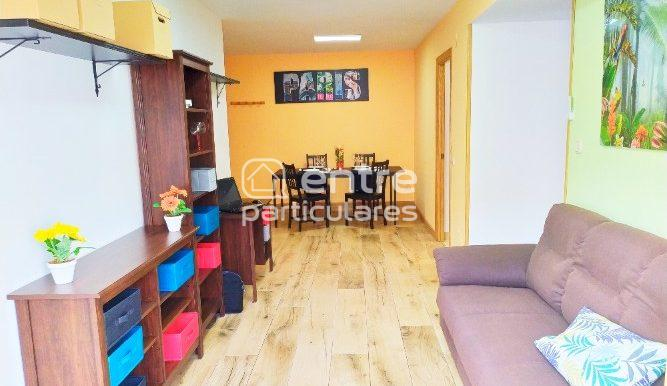 Salon Comedor alojamiento madrid centro rent alquiler