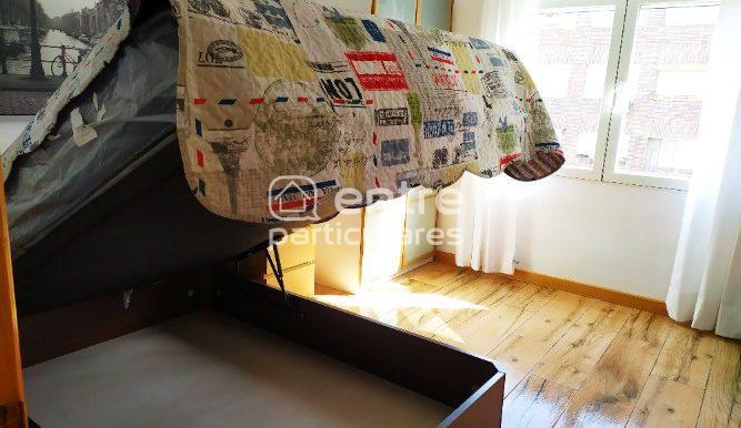 cama alquiler centro madrid estudiantes rent