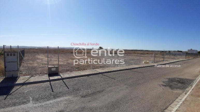 Vendo parcela en urbanización Campoalegre Albacete