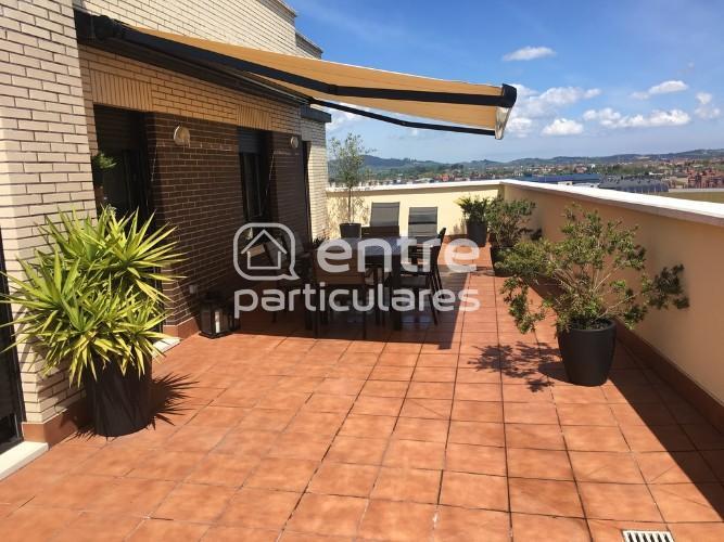 Ático con terraza 97m2 + 2 plazas de garaje