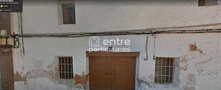 0_fachada casa nº 28 CALLE SAN MIGUEL en Torrent