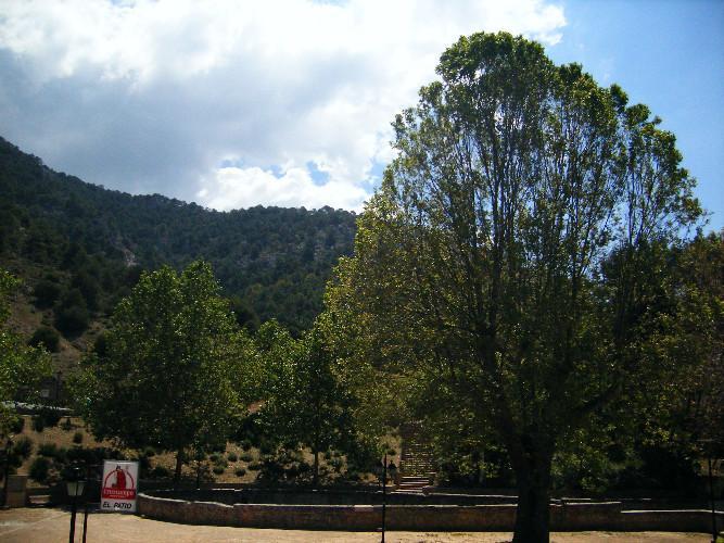 Casa con encanto en Alfacar (Granada)