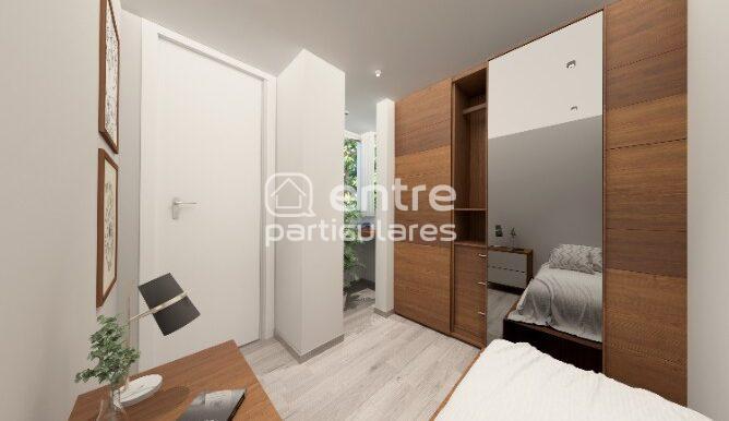 02 - Dormitorio Individual