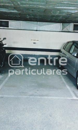 Venta. Tres plazas parking