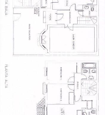 Planos Casa