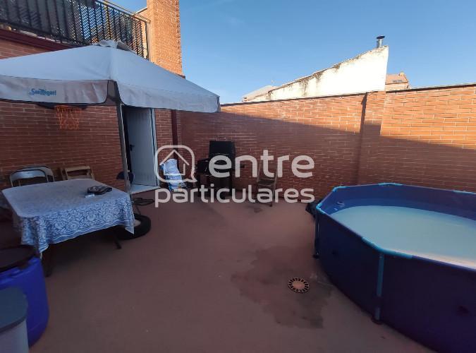Precioso piso amueblado con 30m2 de terraza