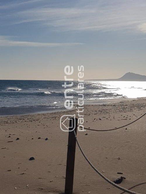 Piso en la playa de Daimuz