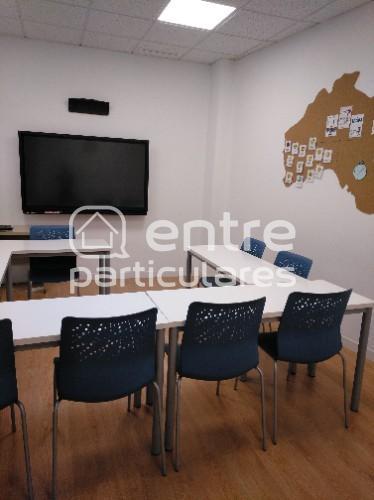 Alquiler aulas en Leganés