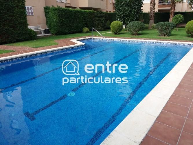 Piso 78 m2, Piscina,Terraza,2 baños,Licenc.Turíst.