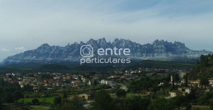 Vista a Montserrat