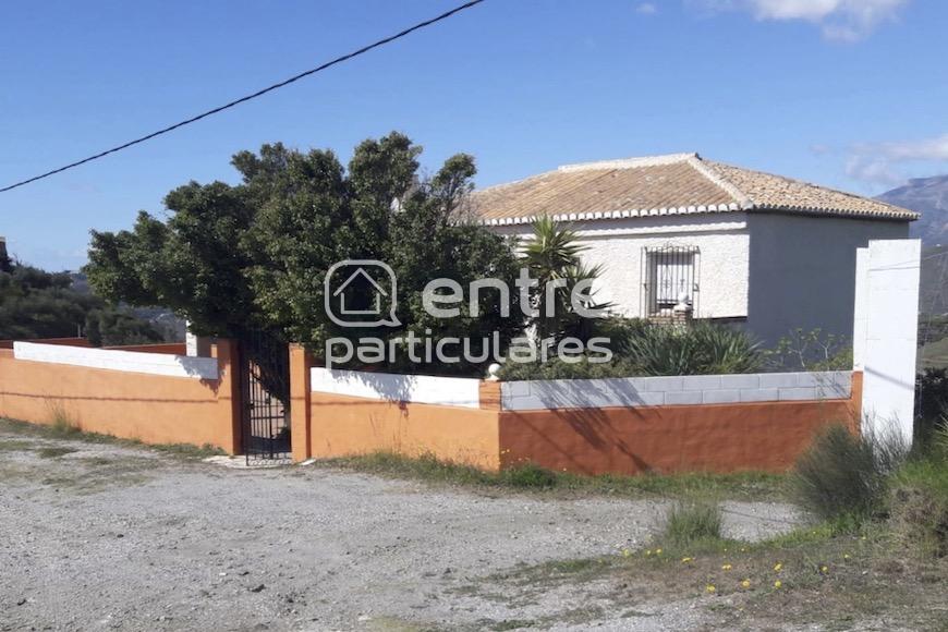 Preciosa casa rural en Almuñecar, 90 m2 ,dos dorm.