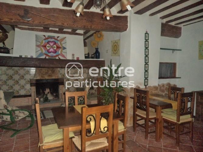 Casa rural en Cuenca, edificio histórico, 500 m2